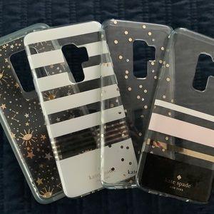 Kate Spade & Sonix Galaxy S9+ Cases